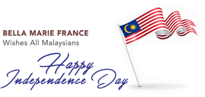 Bella Marie France Happy Independence Day