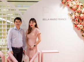 BMF Bella Marie France Pampering Soiree- 143/215