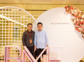 BMF Bella Marie France Pampering Soiree- 206/215